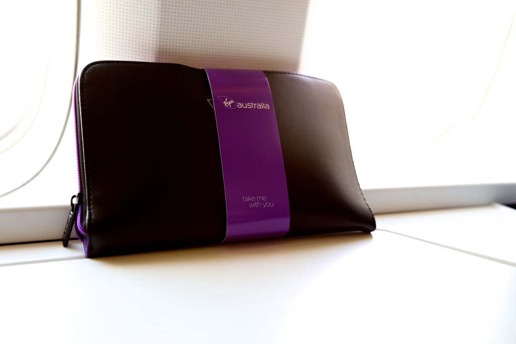 Virgin Australia business class 39