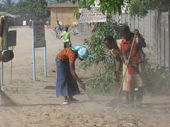 Benin Nettoyage2
