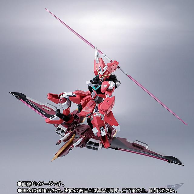 METAL ROBOT魂《機動戰士鋼彈SEED Destiny》ZGMF-X19A 無限正義鋼彈(インフィニットジャスティスガンダム)【魂商店】