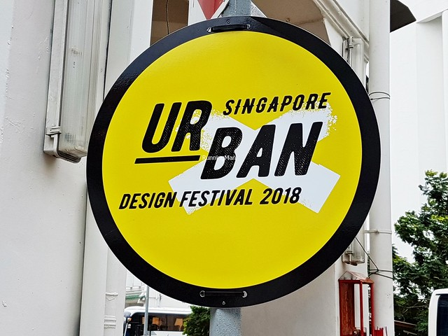 Singapore Urban Design Festival 2018