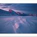 Snow lines by Horia Bogdan