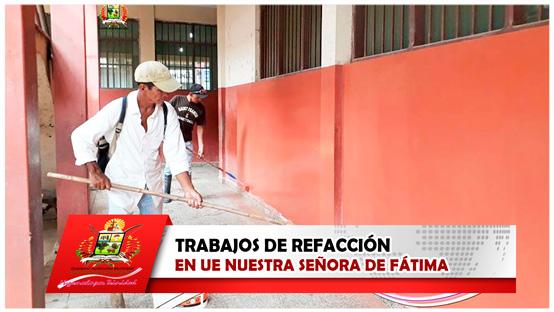 trabajos-de-refaccion-en-ue-nuestra-senora-de-fatima