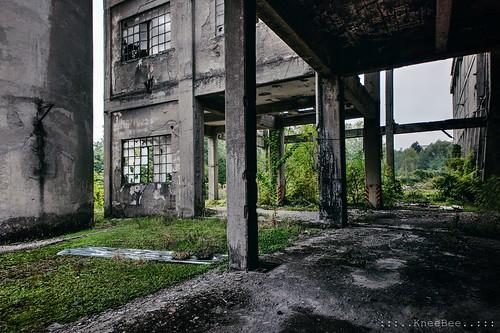 giardino cemento (in explore März 2018)