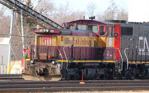 WC 1565, Front, Stevens Point Yard, 25 Mar 18