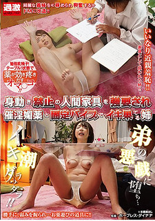NHDTB-108 An Elder Sister Who Is Compelled To Forbid Man-made Furniture And Exhilarated With Aphrodisiac And Fixed Vibes