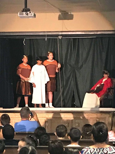 2018 Holy Week at St. Joseph Catholic School