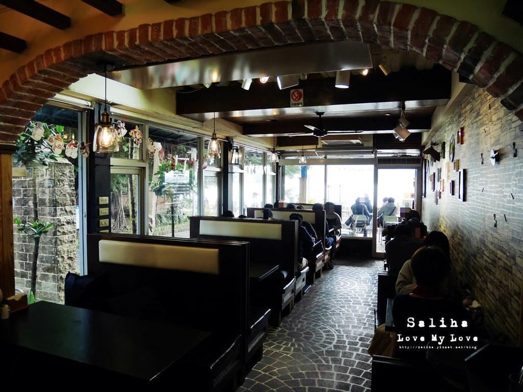 淡水老街景觀餐廳Pescador Cafe 漁夫先生 (18)