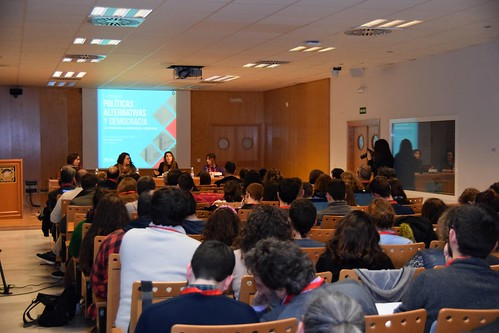 Jornada Municipalista de Izquierda Unida en la Universidad Pablo Olavide