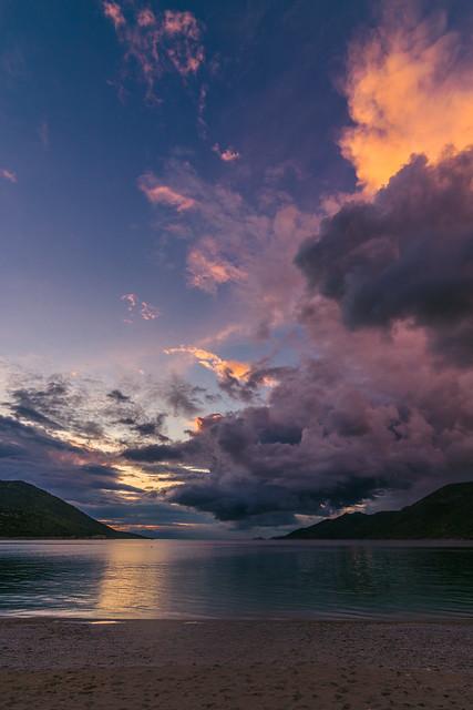 A magical sky