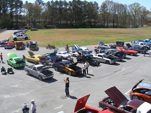 2nd Annual Lawrenceville Auto Parts Car show March 31, 2018