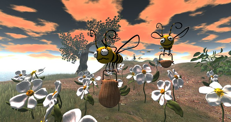 Cica Ghost Bees and Bears