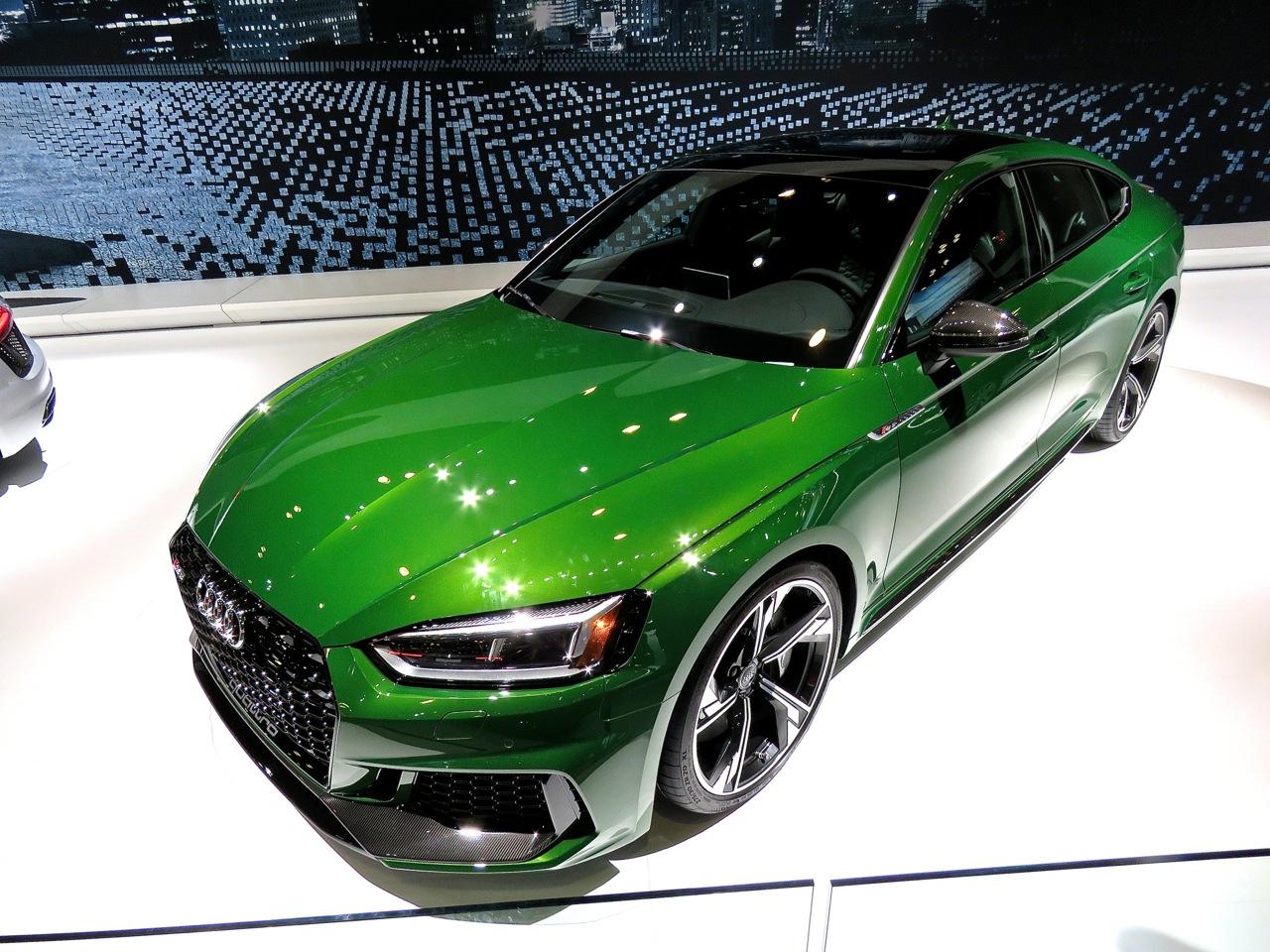 NYIAS 2018 Audi RS5 Sportback