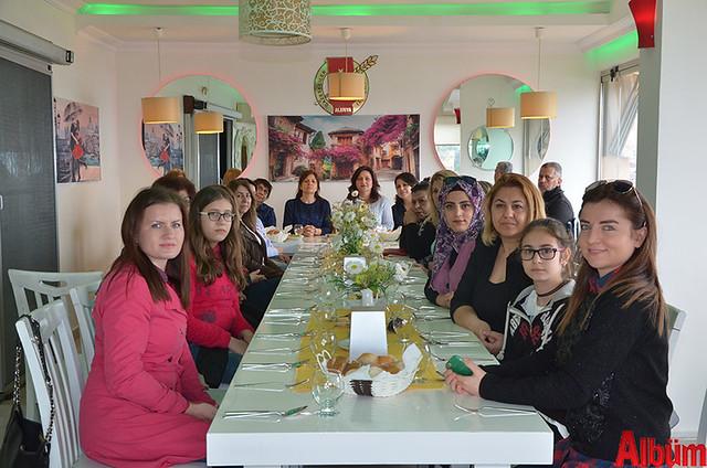 Antalya Basın Yayın Enformasyon İl Müdürlüğü 8 Mart Dünya Kadınlar Günü Alanya Gezisi -4