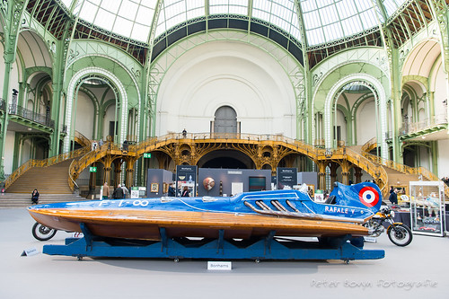 Rafale V Power Boat - 1934