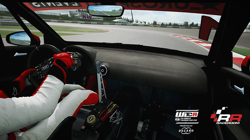 RaceRoom Audi SportRS 3 LMS TCR Cockpit