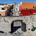 View from old city wall, Campeche por Second-Half Travels