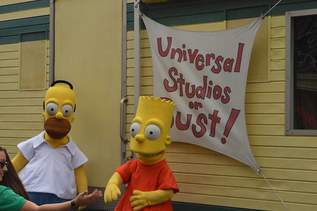 Homer & Bart