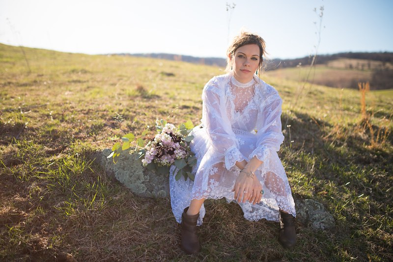 Mountain Vintage Inspired Shoot