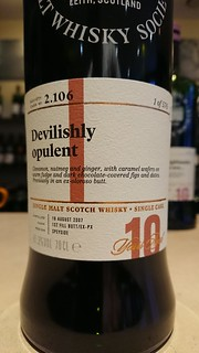 SMWS 2.106 - Devilishly opulent