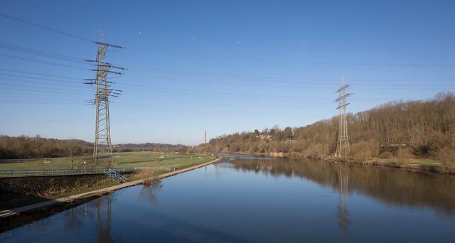 Die Ruhr bei Bochum-Dahlhausen, Canon EOS 5D MARK III, Sigma 20mm f/1.4 DG HSM | A