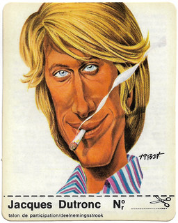 Jacques Dutronc by Tibet