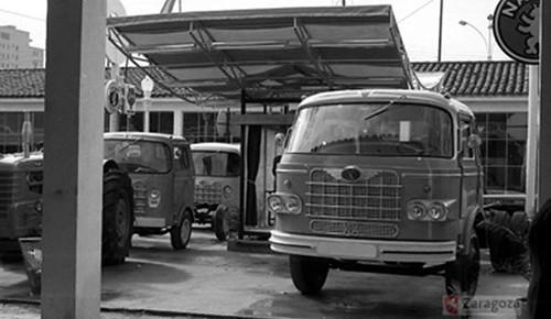 Camió i furgons Nazar A fira saragossa