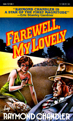 Farewell, My Lovely - Book Cover 1