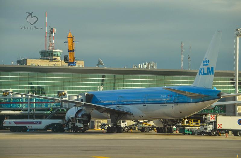 Boeing 777-200 de KLM