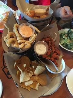 Lunch @ Bubba Gump, Sunway Pyramid