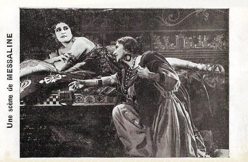 Rina De Liguoro in Messalina (1924)