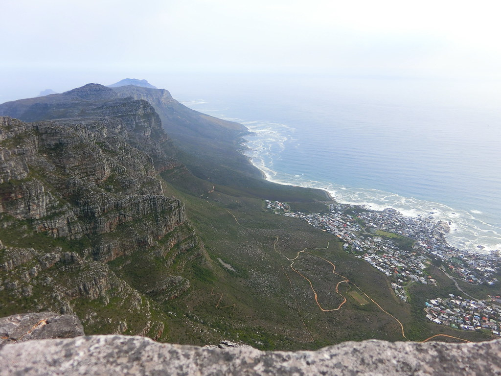 South Africa Cape Town Table Mountain