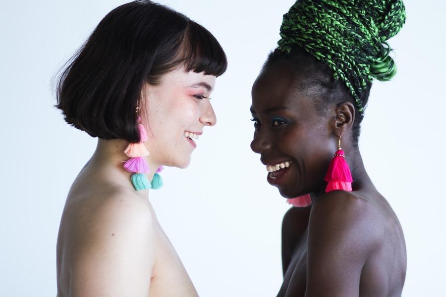 myrainbowtee earrings
