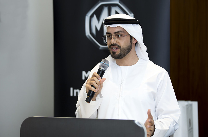 MG signs new partnership with Al Yousuf Motors to cover the UAE market 4