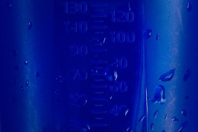 Blue -- Macro Mondays