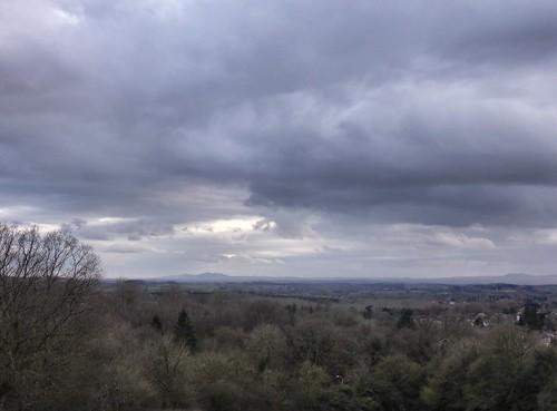 Views to Malvern