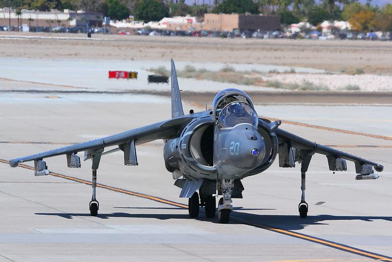 IMG_3668 AV-8B Harrier II
