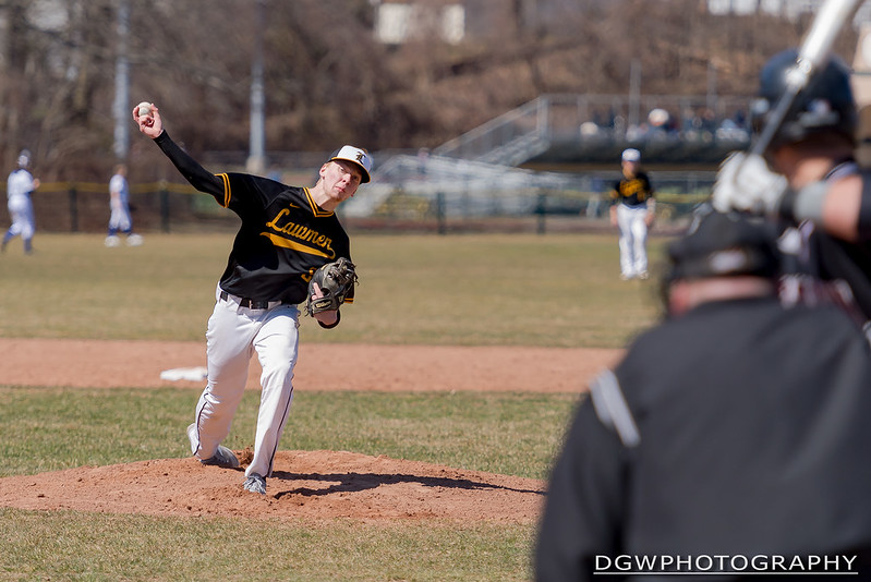 Jonathan Law vs. North Haven High - High School Baseball