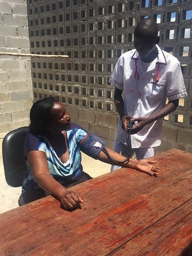 a turma de enfermagem 2