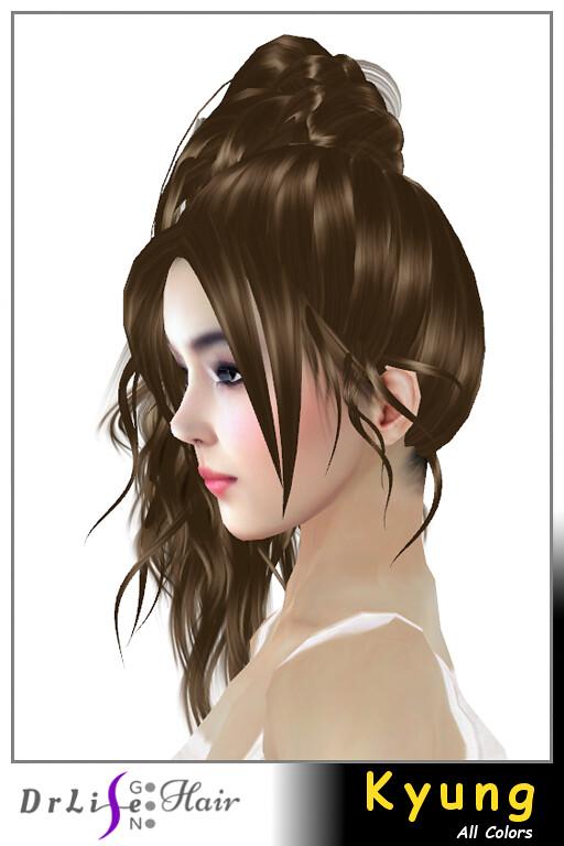 DrLifeGen3Hair Kyung - TeleportHub.com Live!