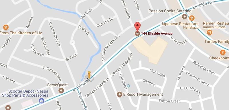 Poutine PH Review BF Homes Paranaque Location