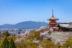 Kiyomizudera - Kyoto, Japan