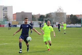 """Muži: PŠC Pezinok - ŠK Slovan """"B"""" (04/2018)"""