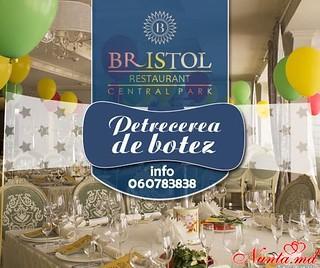Petrecere de botez la Bristol Central Park Restaurant