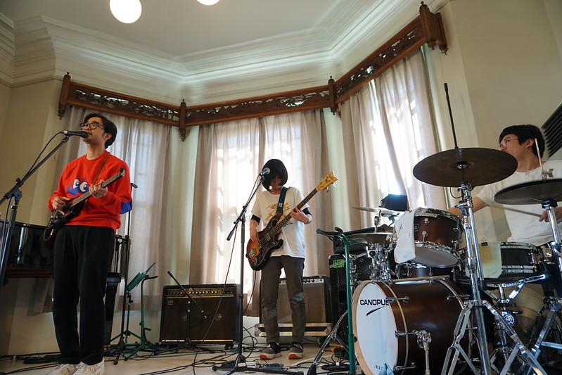 東郷清丸 band set