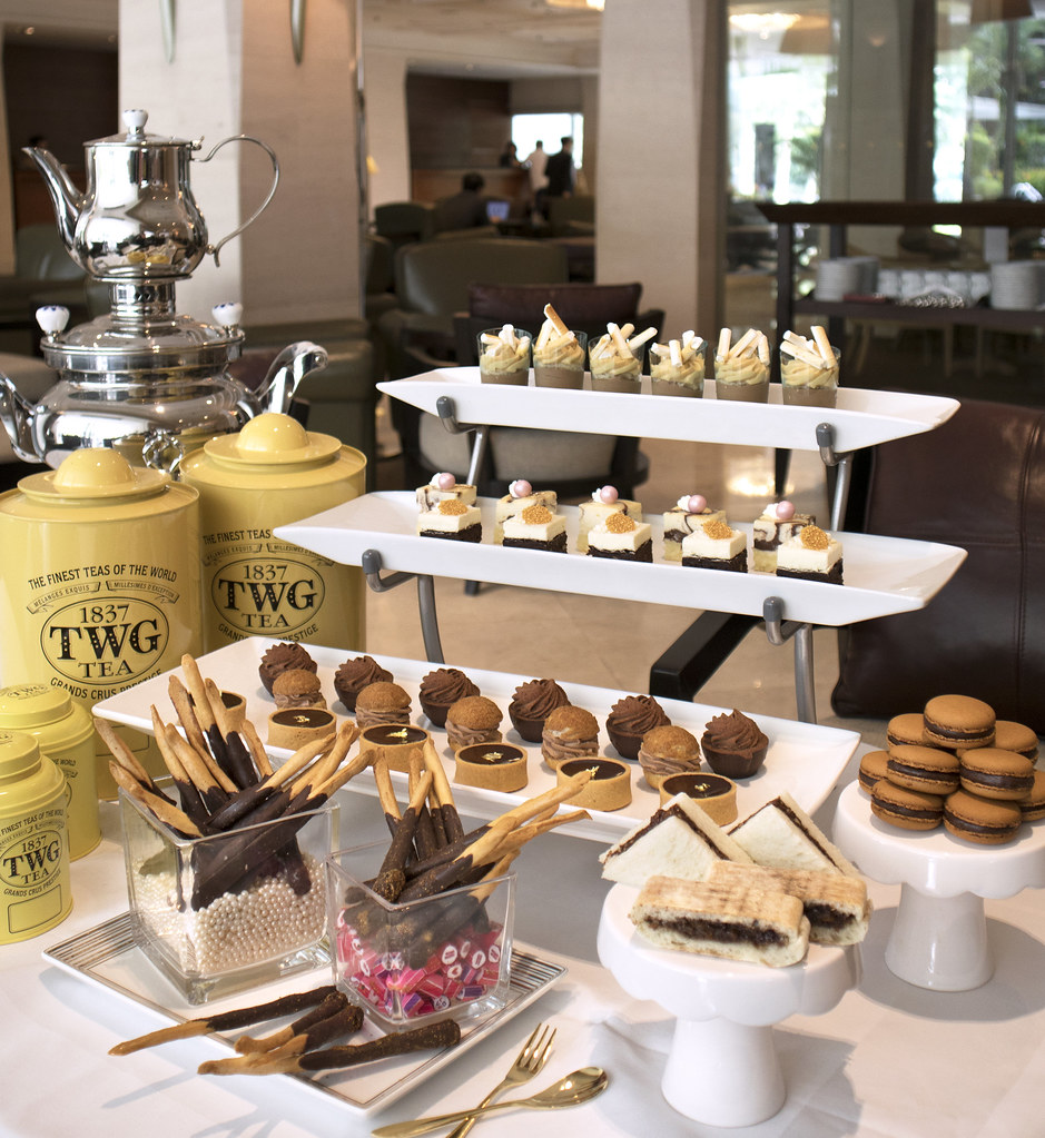 The 'Chocolate Divine' English Afternoon Tea