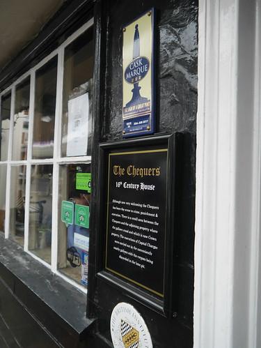 The Chequers, Sevenoaks