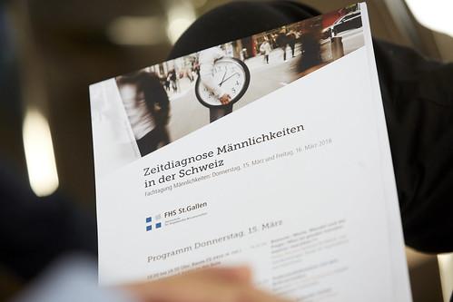 """Fachtagung """"Zeitdiagnose Männlichkeiten in der Schweiz"""""""