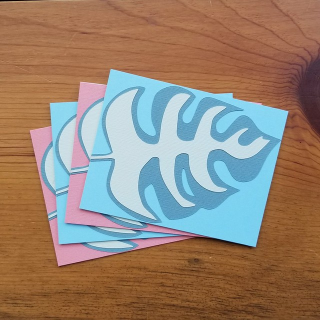 Pretty Postal Tropical Swap 2018 - Sent | shirley shirley bo birley Blog