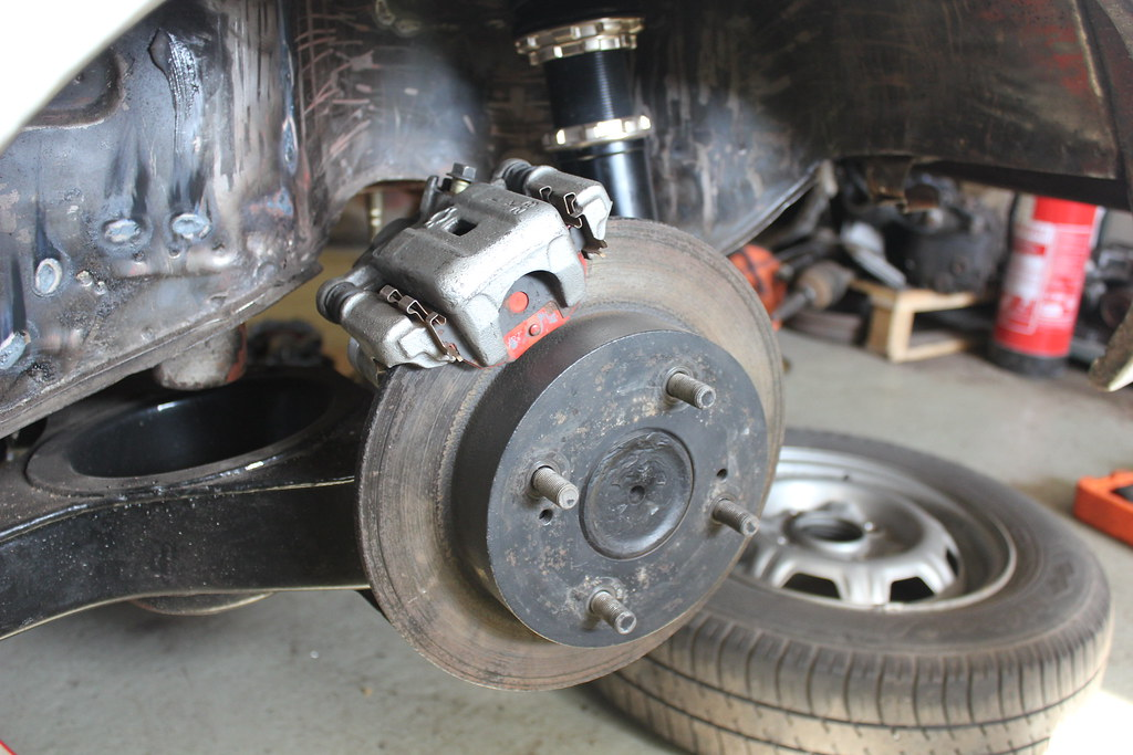 Japrnoo: Datsun 510 & EX Audi S3 26288053977_f49e891ec4_b