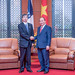 President Nakao meets with Viet Nam Prime Minister